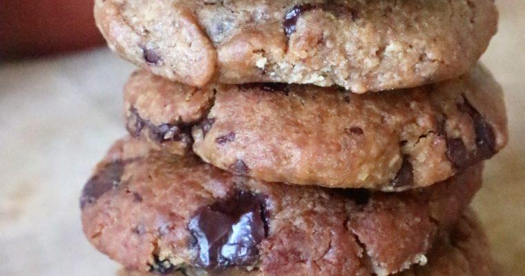 Cookies vegan & sans gluten