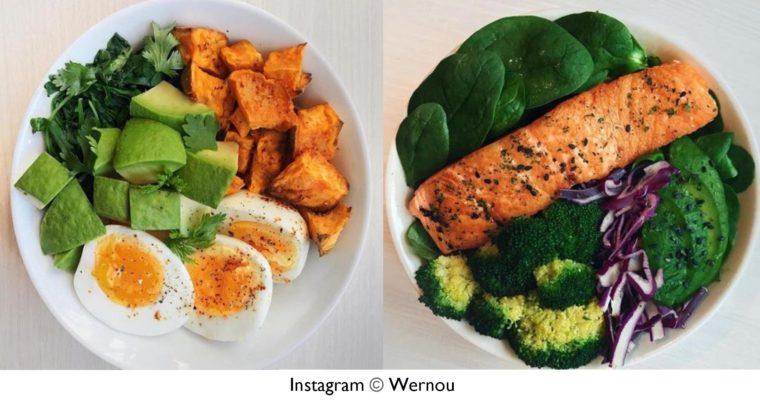 Les combinaisons alimentaires