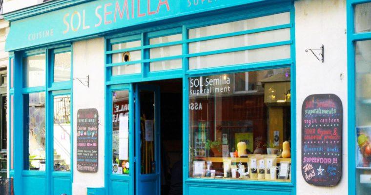 Sol Semilla : cuisine bio à base de superaliments.