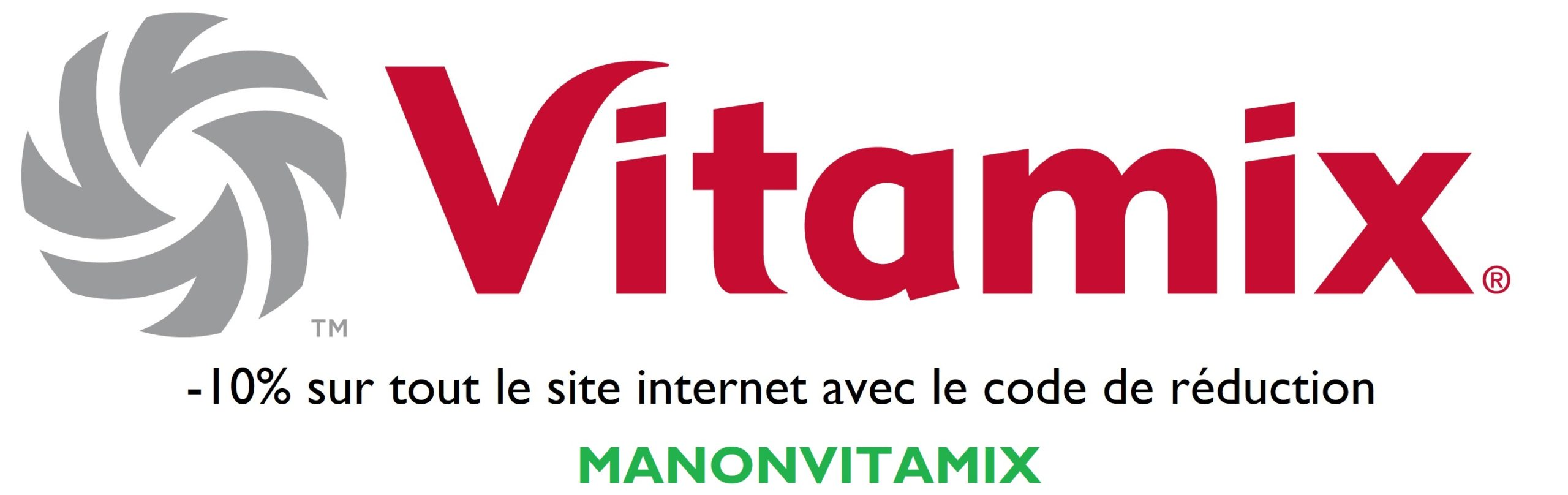 code de réduction VITAMIX