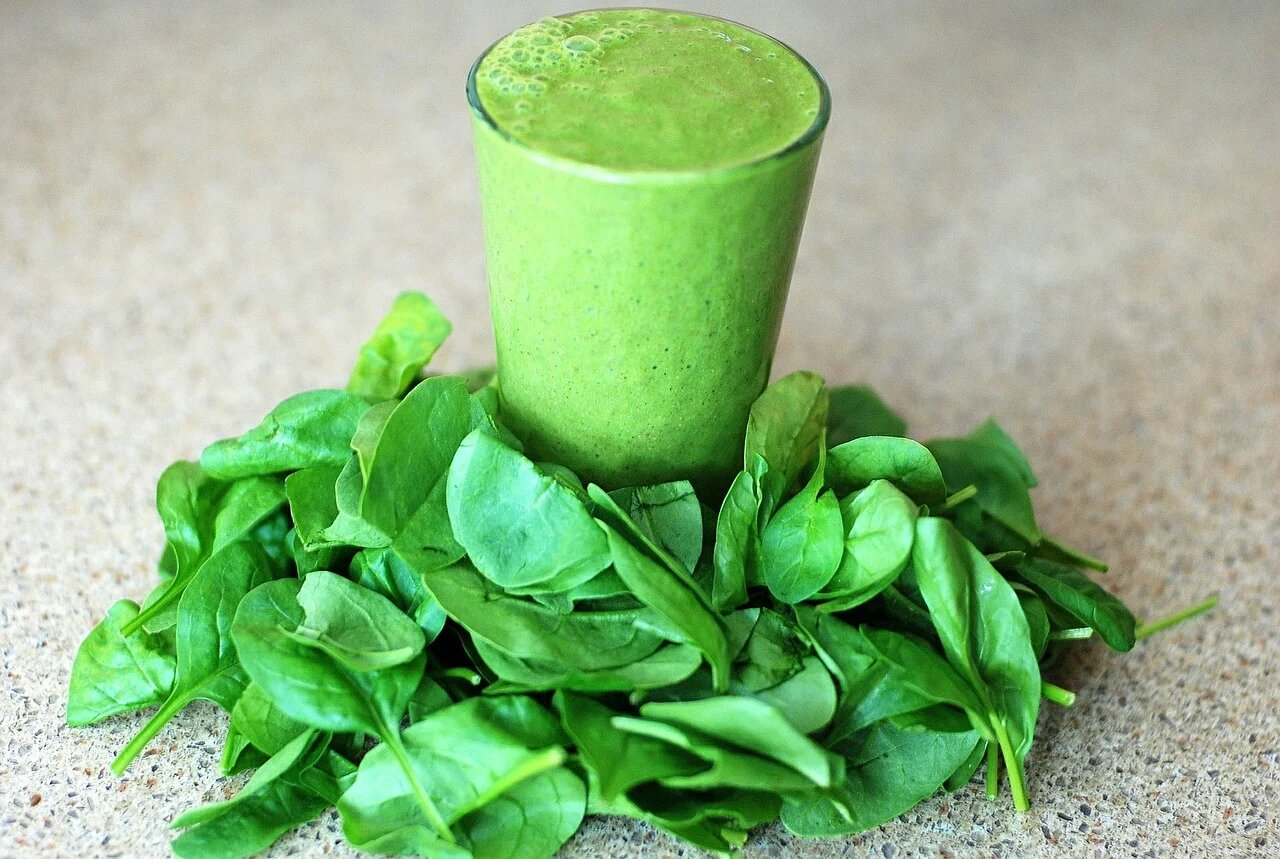 Green Smoothie : un trésor de bienfaits